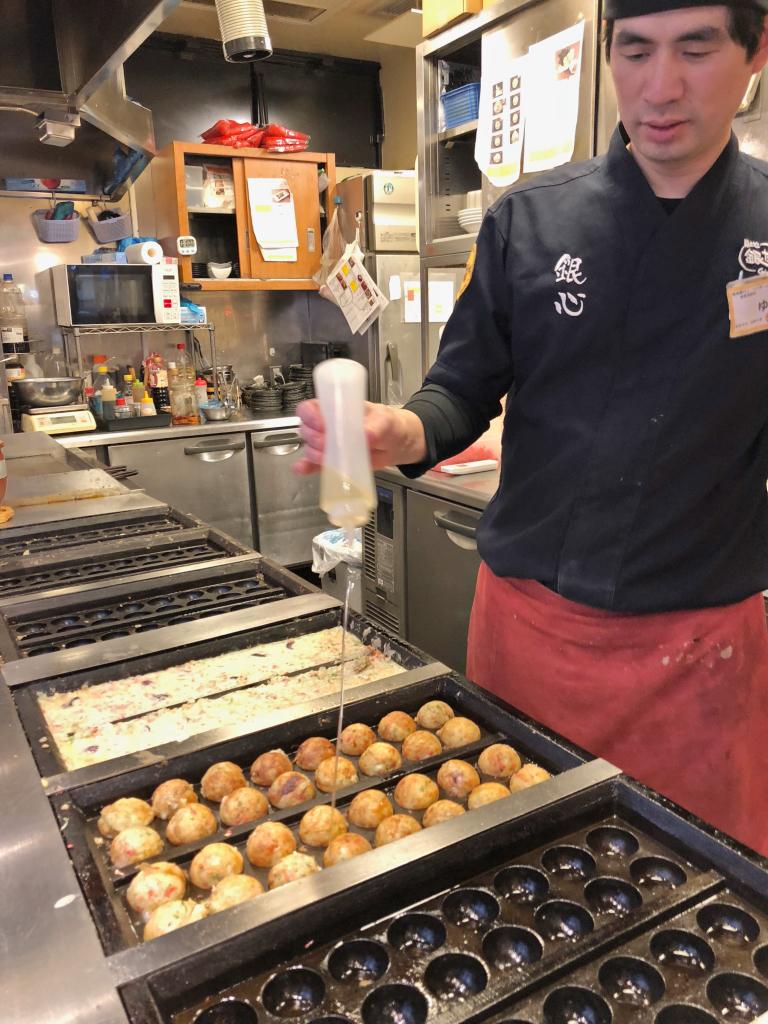 Japonya'da Takoyaki Nerede Yenir?