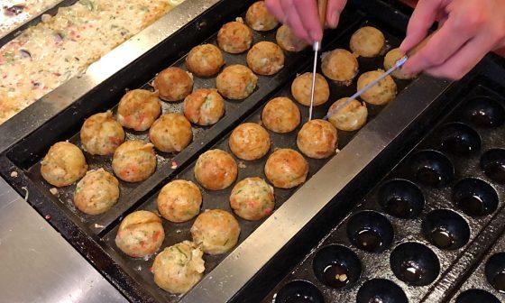 Ahtapot Topu Takoyaki nedir?