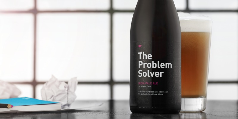 kafa açan bira problem solver