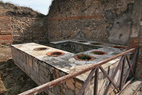thermopolia-of-pompei