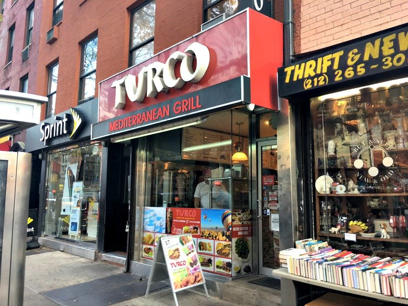 Turco - Türk Restoranı, Manhattan, New York
