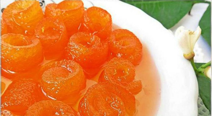 turunç reçeli nedir nasıl yapılır