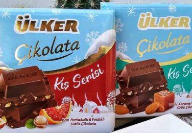 ülker çikolata kış serisi