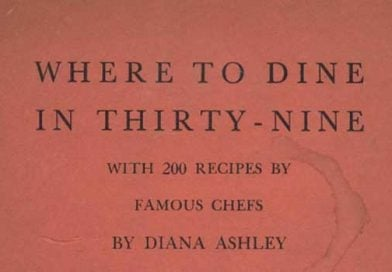 where to dine in 1939