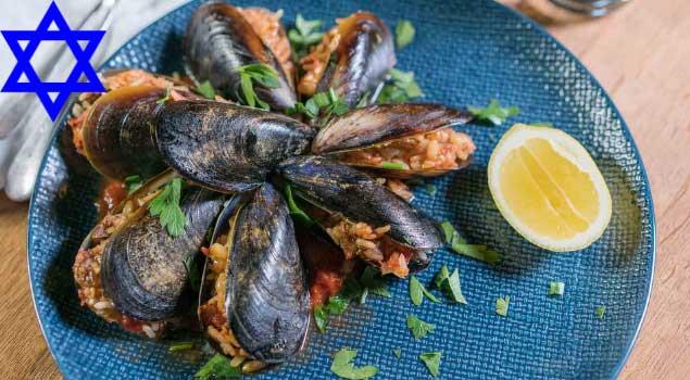 yahudiler neden midye yemez