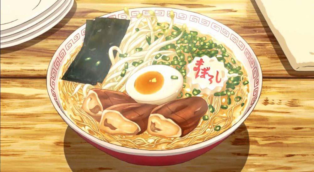 Yemekle ilgili izlenmesi Gereken 7 Anime Film - 2018